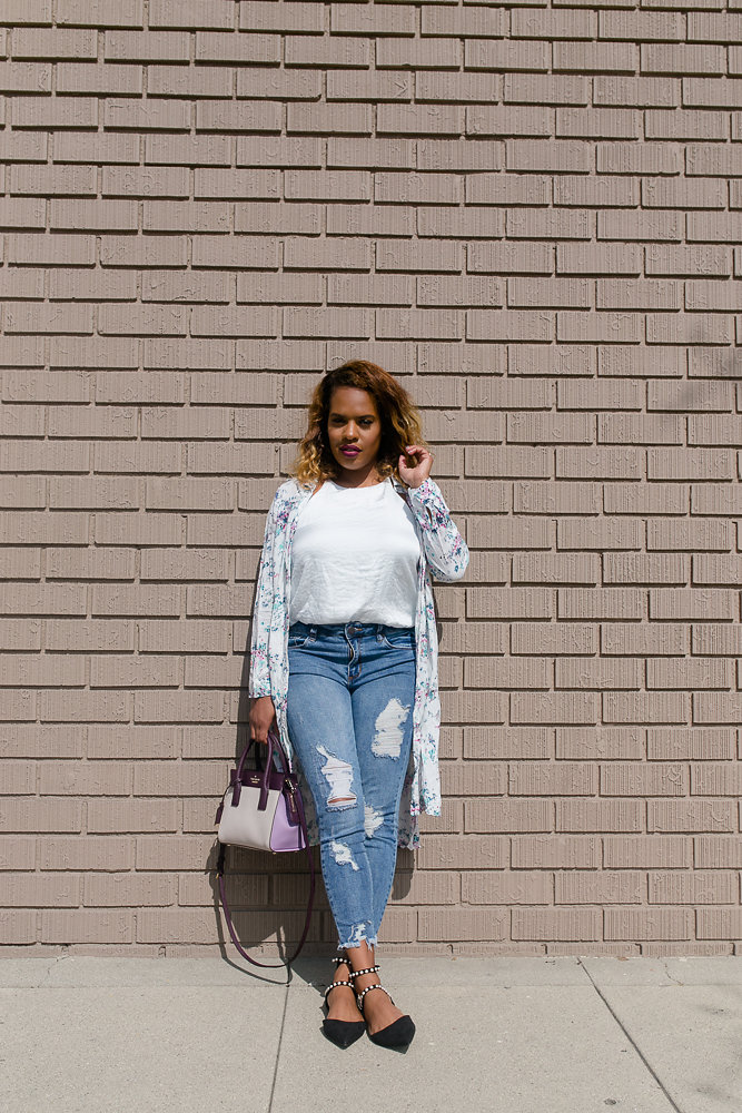 Sunshine in California with Hautemommie and STS Blue denim