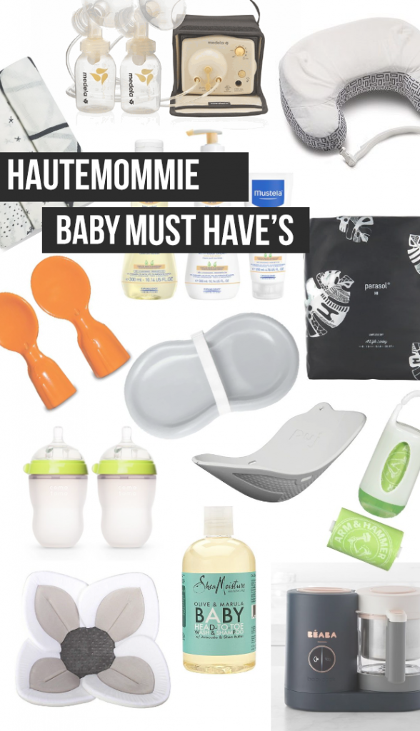 The Hautemommie: Keeping An Element of Chic in Everything