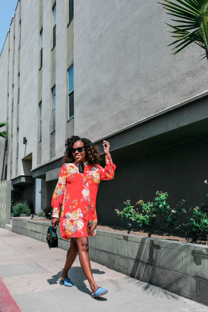 Leslie of The Hautemommie shares what inspired her to become an entrepreneur.