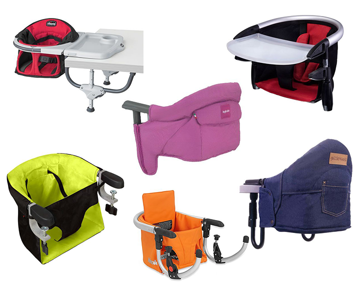 6 Hook-On Highchairs To Save Eating Out For Moms | https://thehautemommie.com/haute-find-top-6…ok-on-highchairs/
