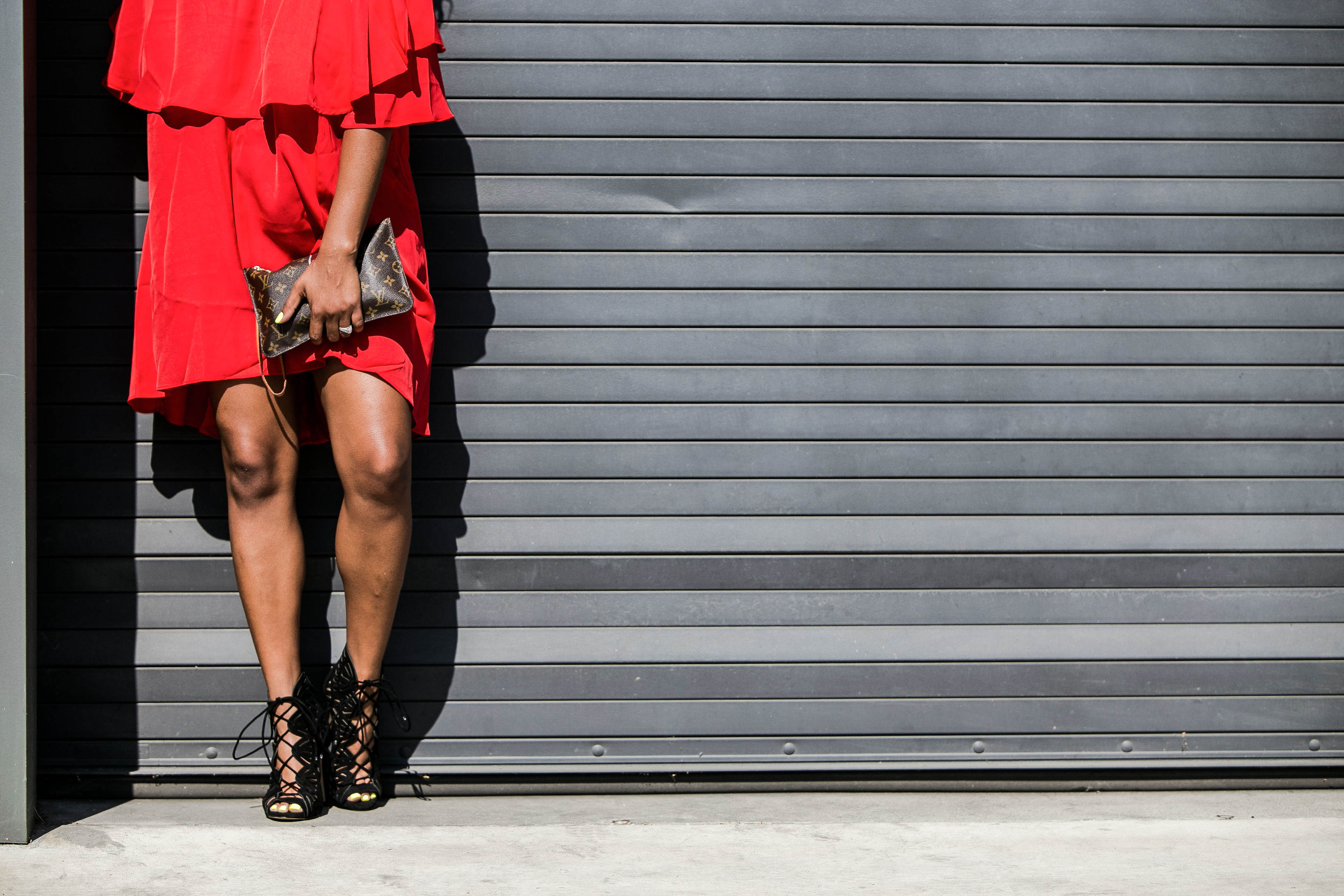 Details: Louis Vuitton, Zara, She Inside -https://thehautemommie.com/lady-in-the-red-dress/