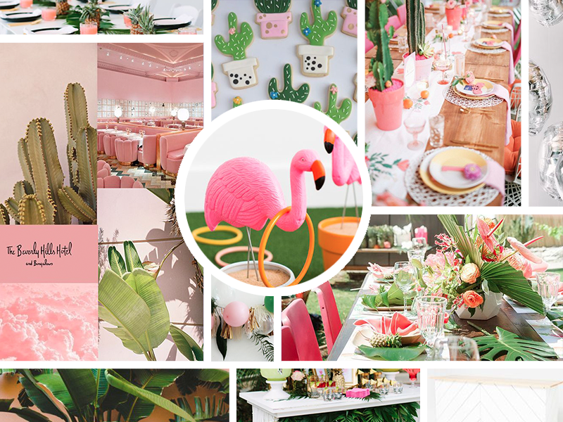 Clarke's First Birthday Moodboard | https://thehautemommie.com/weekend-recap/