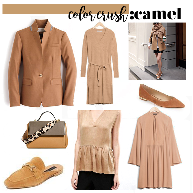 Color Crush - Camel // https://thehautemommie.com/color-crush-camel/