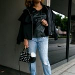 Lifestyle blogger, Hautemommie in pearl trend