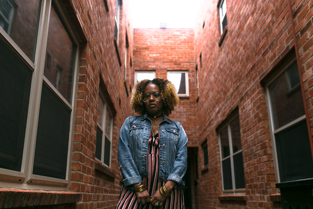 Tunnel vision with Hautemommie, Shot by RSee Photography