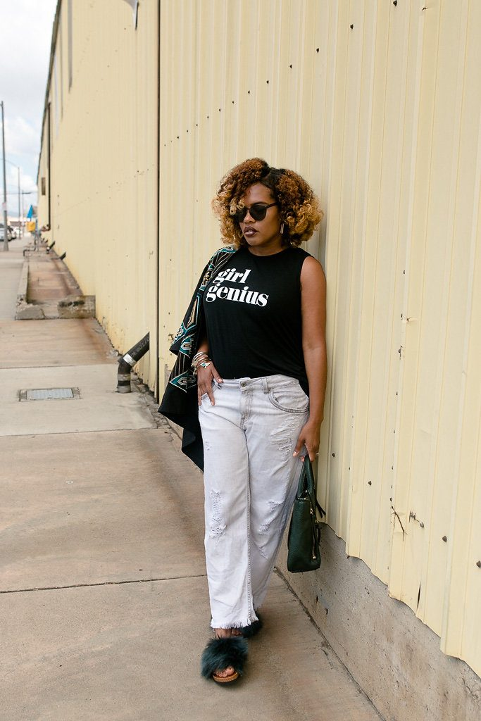 """Nothing wrong with being called a girl boss,"" - Hautemommie, more on the blog"