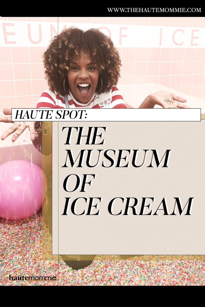 Hautemommie explores her hometown Los Angeles and hits the Museum of Ice Cream