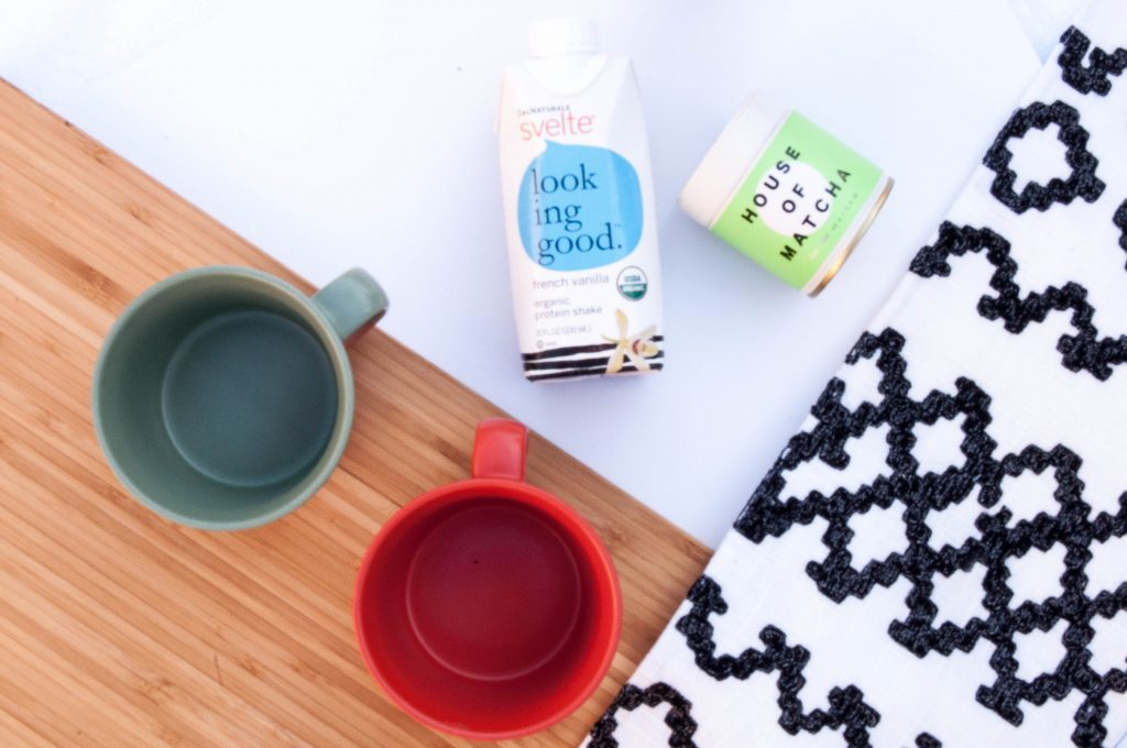 www.thehautemommie.com -- breakfast with Svelte and House of Matcha