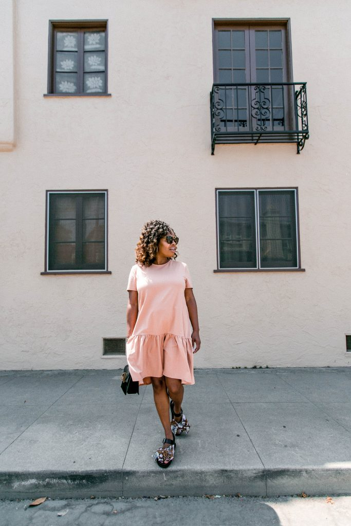 fashion blogger, LA blogger, style, Black girl blog, natural hair