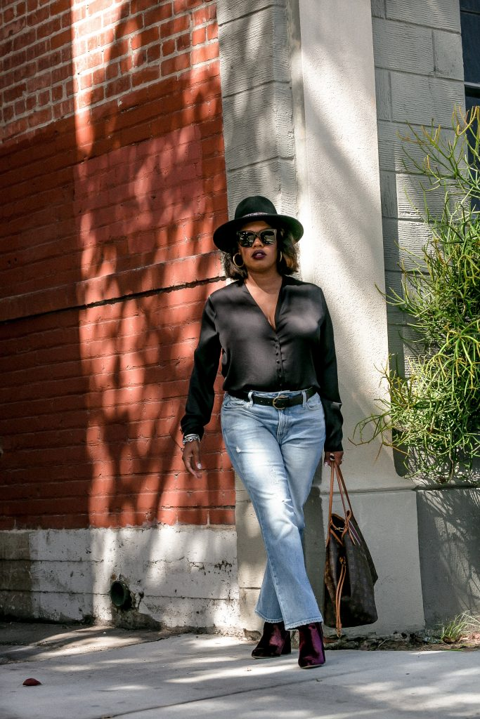 LA Style blogger Hautemommie elevates basics in her latest post on TheHautemommie.com!