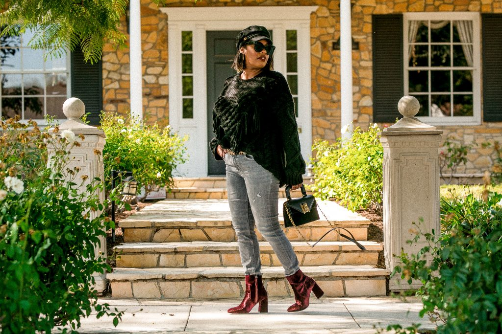 Fall fashion, Henri Bendel, The Hautemommie, Top LA Blogger, LA blogger, fashion blog, style blog, Black girl blogger, black girl style