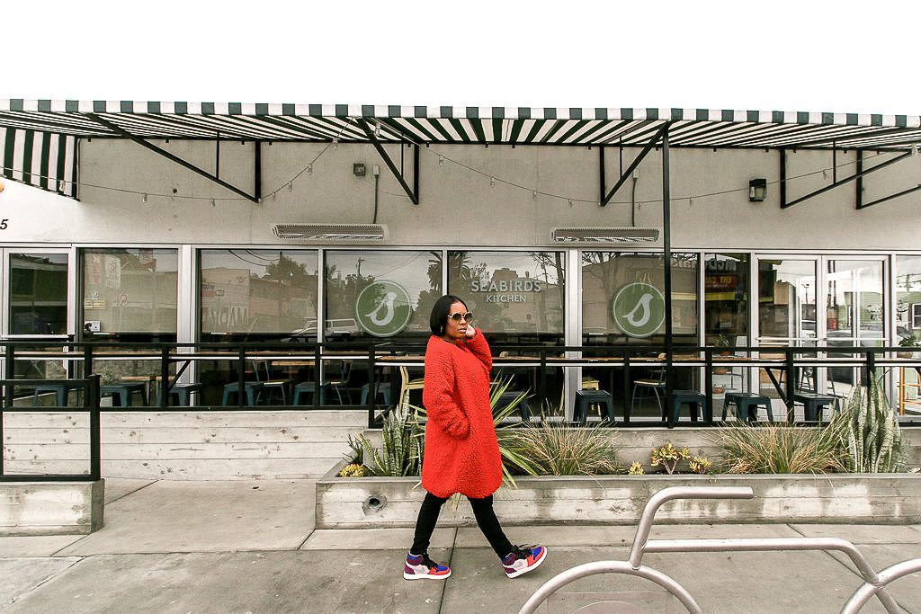 The Hautemommie: A Stylish Long Beach Blogger