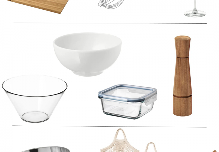 12 Chic Kitchen Must Have's From IKEA