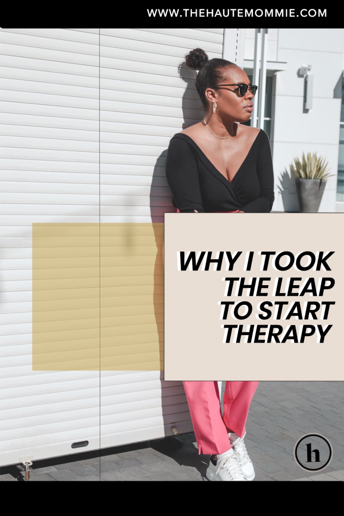 Why I Took The Leap To Start Therapy