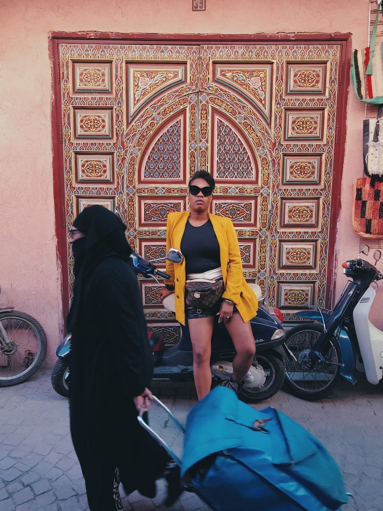 What To Wear For The Souk In Marrakech - #TheHautemommie Share Her Looks!
