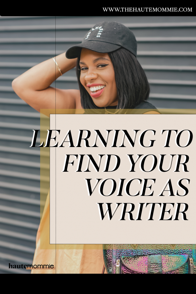 Tools to find your voice as a writer from writer Leslie Antonoff